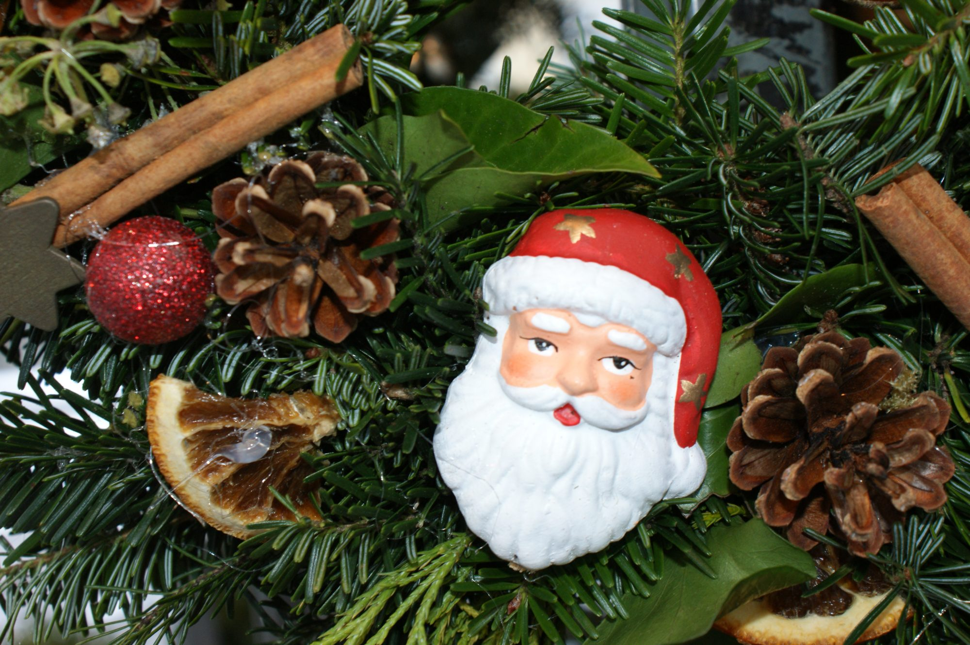 Weihnachtsmarkt am Mirabellplatz