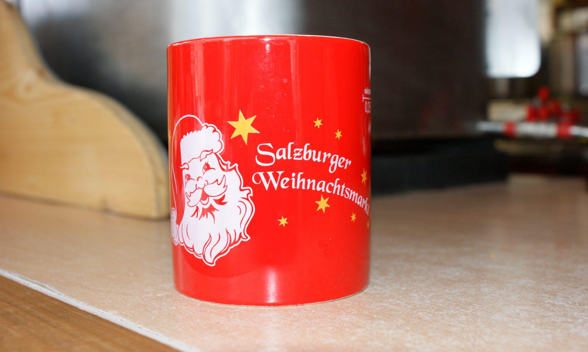 Programm Weihnachtsmarkt Salzburg